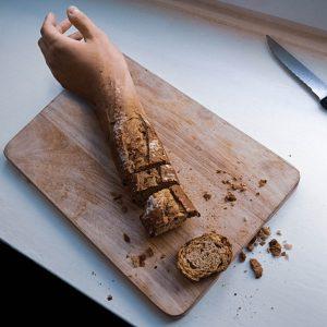 Kunst av Monica Carvalho - Handmade Bread, 2018