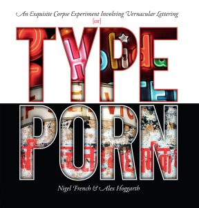 Type Porn Cover image with the txt Type Porn