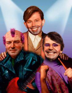 Tre engelske politikere manipulert av Steve Caplin