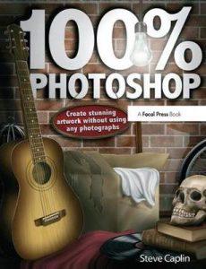Boken til Steve Caplin 100% Photoshop