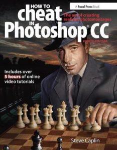 Boken til Steve Caplin Photoshop CC